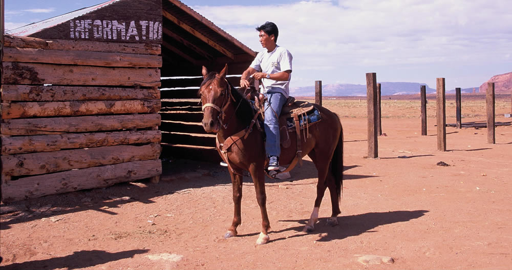 ホースライディング - Horse riding